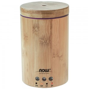 NOW Bamboo Essential Oil Diffuser