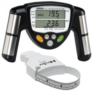 Omron HBF-306C Body Fat Monitor