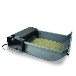 Our Pets Pets SmartScoop Litter Box