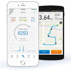 Pacer Health Pedometer App