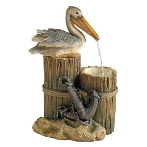 Pelican's Desktop Water Fountain