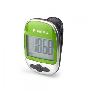 PINGKO Portable Sport Pedometer