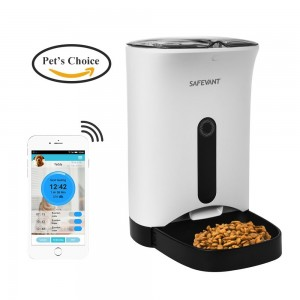 Wireless Automatic Pet Feeder