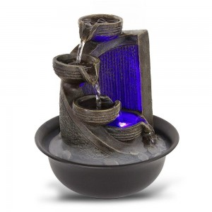 SereneLife Tabletop Meditation Fountain