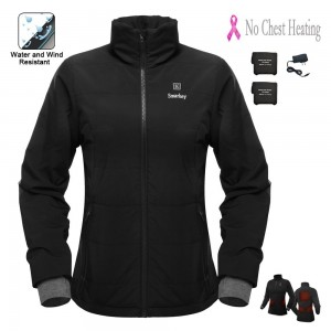 Smarkey Women's Heated Jacket