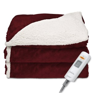 Sunbeam Reversible heated Blanket