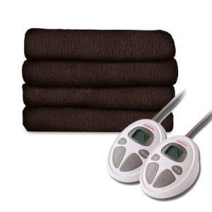 Sunbeam Ultra Soft Electric Heated Blanket