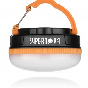 Supernova Rechargeable LED Camping Lantern