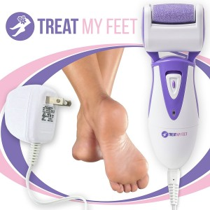 Treat My Feet Rechargeable Electric Callus