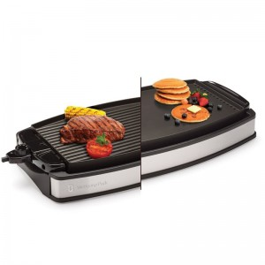 Electric Reversible Grill